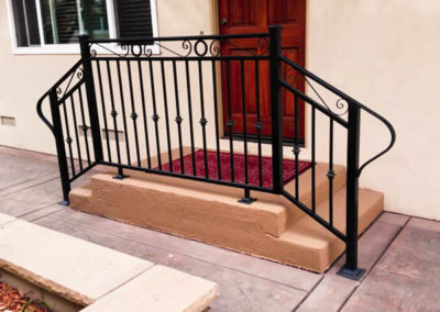 Ornamental Railings & Guards 5