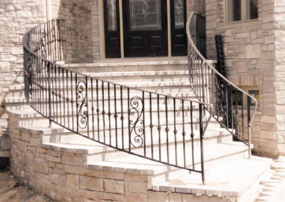 Ornamental Railings & Guards 6