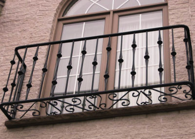 Ornamental Railings & Guards 7