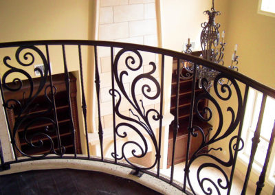 Ornamental Railings & Guards 9